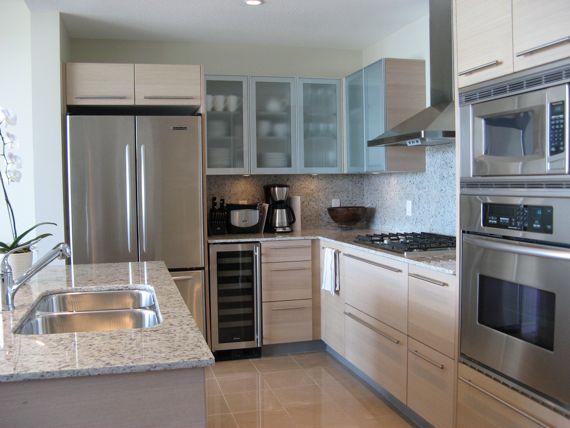 The Victoria Condo - Description - Kitchen